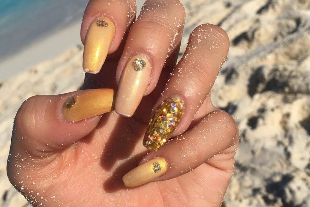 fotos de uñas perfectas