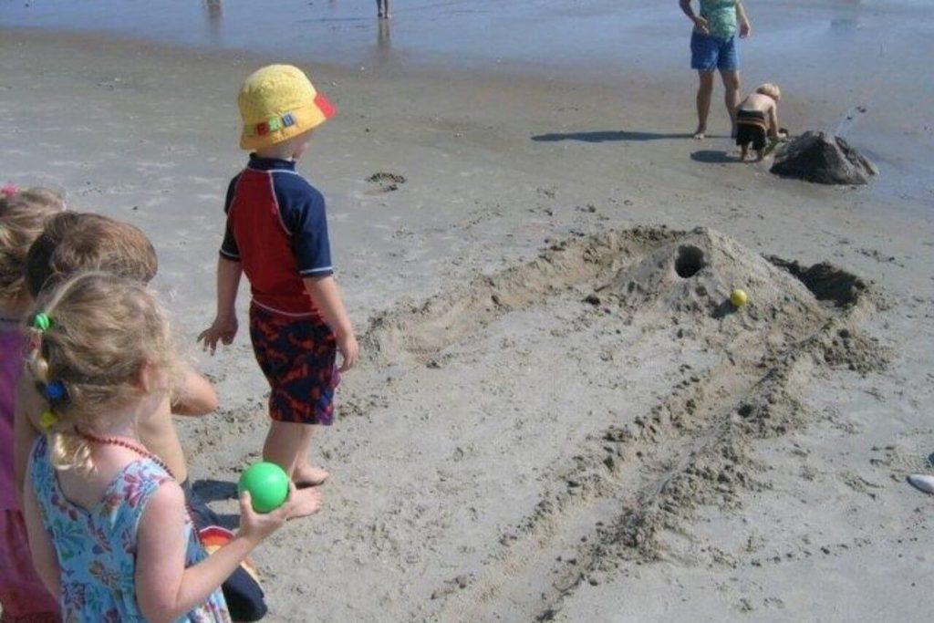 playas bonitas para ir con niños