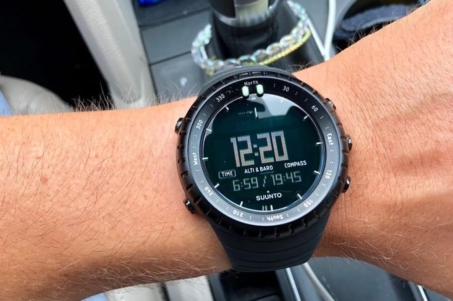 reloj deportivo hombre sumergible