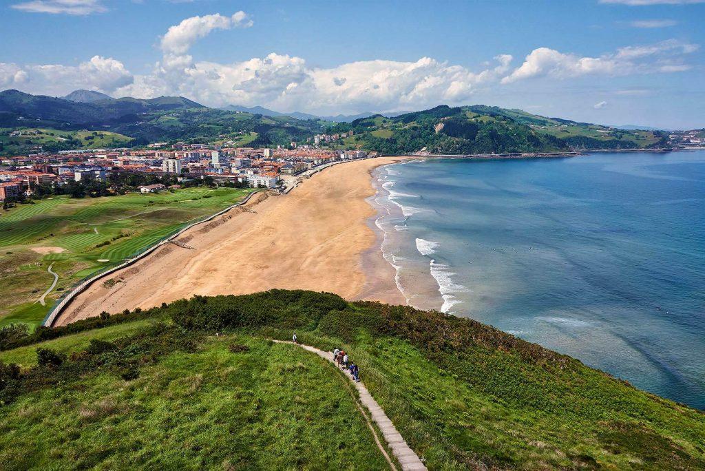 playa del norte mas cercana a madrid