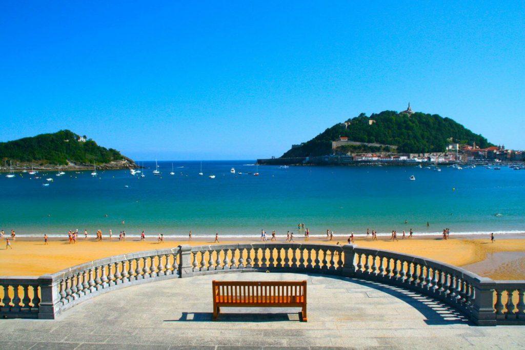 playa ibiza españa